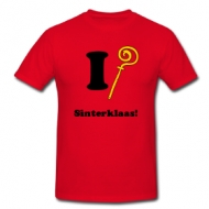 I love Sint! shirt