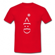 tXt-Mas! (heren) shirt