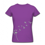 Flower & Birds  shirt