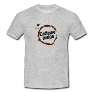Caffeine Inside shirt