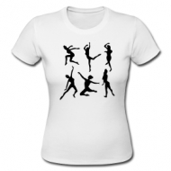 Dance (lady's) shirt