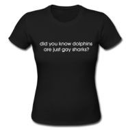 Did you know (dames) shirt