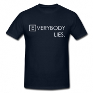 Everybody Lies XXXL t-shirt
