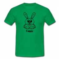 Fappy the Bunny shirt