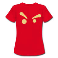 Frowny (dames) shirt