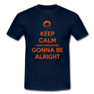 Gonna be alright t-shirt