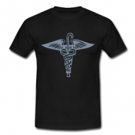 House M.D. Snakes on a Cane shirt