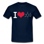 I love Theobromine  shirt