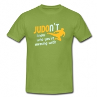 Karate kid / Judo shirt