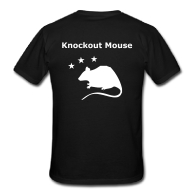 Knockout Mouse  t-shirt