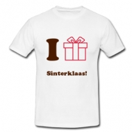 I love Sint! t-shirt