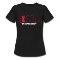 Grey's Anatomy: I Love McDreamy shirt