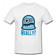 Really? (heren) t-shirt