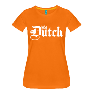 Royal Oranje Dutch (dames) t-shirt