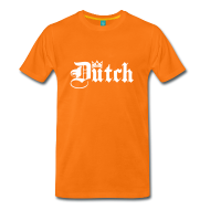 Royal Oranje Dutch shirt