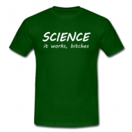 Science works! (Heren) shirt