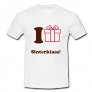 I love Sinterklaas! shirt