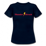Thunder struck  (dames) shirt