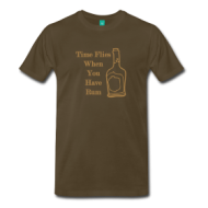 Time Flies When You Have Rum shirt