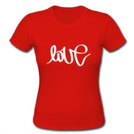 Freestyle Love (dames) t-shirt