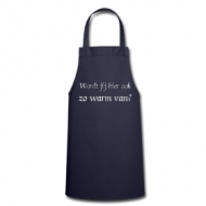 Warm in de keuken! shirt