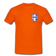Holland supporter (heren) shirt