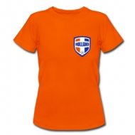 Holland supporter (dames) t-shirt